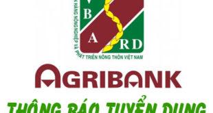 Đề thi vào ngân hàng Agribank